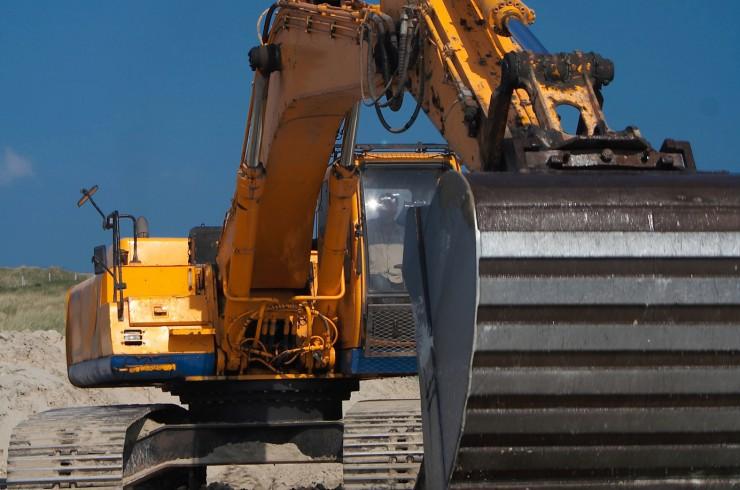 Építő- és anyagmozgató gép kezelője (Alapozás, közmű- és fenntartási-gép kezelő) Tanfolyam - OKJ Képzés