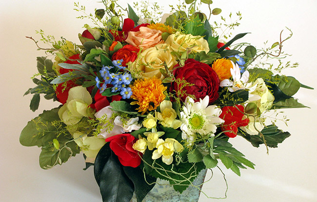 Virágkötő és Virágkereskedő OKJ Képzés - OKJ Tanfolyam