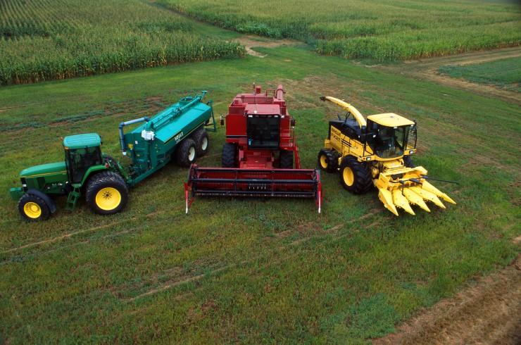 Mezőgazdasági gépész Tanfolyam - OKJ Képzés